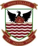 Waihi College Logo